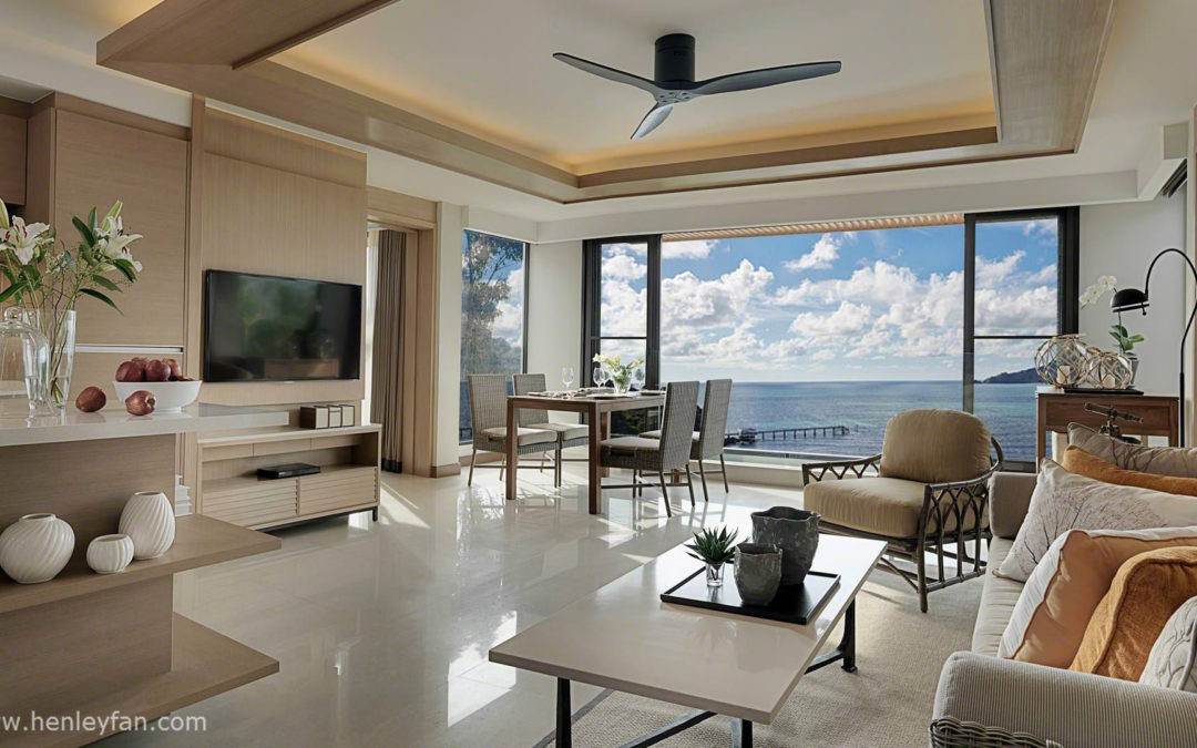 New Ceiling Fans For Your Conservatory